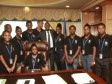 iciHaiti - Social : The presidential couple receives students benefiting from the summer jobs of the TNH
