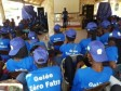 Haiti - Environment : Les Cayes youth involved in waste management