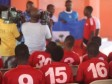 Haiti - CONCACAF Championship : The U-15 Men's Selection in Florida