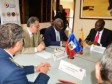 Haiti - Army : Towards the strengthening of military cooperation with Ecuador