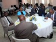 Haiti - Justice : Meeting of the Minister with the Commissioners of the Government of the 18 jurisdictions