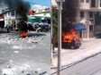 Haiti - FLASH : Violent protest against the budget and the Head of State