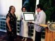 iciHaïti - Mexique : Suzy Castor reçoit le Prix «Ohtli»