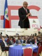 Haiti - Economy : PM opens the Forum on Competitiveness and Investment