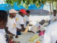 Haiti - Jacmel : Special training for 45 artisans