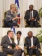 iciHaïti - Diplomatie : Deux nouveaux Ambassadeurs accrédités