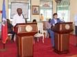 Haïti - Économie : Le Président de la BID en visite de suivi des actions du Gouvernement