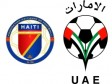Haiti - Football : The United Arab Emirates will face our Grenadiers (Official)