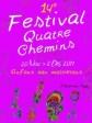 iciHaïti - RAPPEL : 14ème Édition du Festival de théâtre 4 chemins