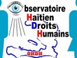 Haiti - Justice : «The Haitian state violates the rights of its citizens»