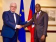 Haiti - Economy : Fruitful meeting between Moïse and the European Investment Bank