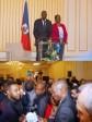iciHaïti - Diaspora : Le Président Moïse rencontre la communauté haïtienne en Belgique