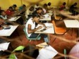Haiti - Education : D-3, Bac for those that failed, reminder of instructions