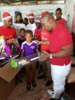 iciHaiti - Christmas : The Deputy Germain Alexandre Fils angry against the Government