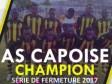 Haiti - Football : 20 years later, AS Capoise sacred again !