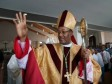 Haiti - Religion : Canonical possession of the new Archbishop of Port-au-Prince