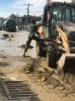Haiti - Military : Floods in Port-de-Paix, the Engineering Corps in action