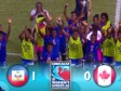 Haiti - WC France 2018 : Rain of Congratulations over our Grenadières
