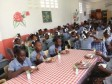 Haiti - Education : France supports the school canteens of the Great South