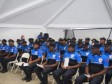 Haiti - Security : Graduation of the 3rd Promotion of the Tourist Police