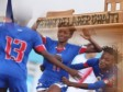 Haiti - France 2018 : US$25,000 assistance from the Senate for the preparation of our Grenadières U-20