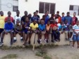 Haiti - Baseball : Young Haitians train in Ouanaminthe