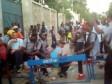 Haïti - Petit-Goâve : Grève des enseignants, les élèves du Lycée Faustin(...)