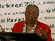 Haïti - Élections : Mirlande Manigat lance sa campagne