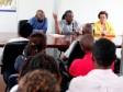 iciHaïti - PAP : Séance de travail entre le Maire Chevry et les élus(...)