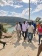 Haiti - Politic : The construction of major roads financed by the European Union
