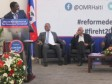 Haiti - Politic : 2nd Day of the International Forum on State Reform