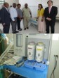 iciHaïti - Miragoâne : L'Ambassadeur du Japon en visite officielle à l'hôpital Sainte-Thérèse