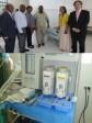 iciHaiti - Miragoâne : Official visit of Japanese Ambassador to Sainte-Thérèse Hospital