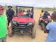 iciHaïti - Politique : Le Chef de l'État en tournée à l'Île-à-Vache