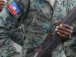 Haiti - FLASH : Haitian military would have used firearms !