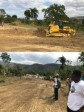 iciHaiti - Belladère : Launch of the construction of the Bvd. Léon Dumarsais Estimé