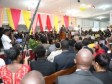 Haiti - Politic : Jovenel Moïse honored by the Evangelical Baptist Mission of the South