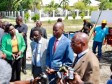Haiti - Politic : New stage in the reconstruction of the National Palace