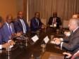 Haïti - USA : Le Secrétaire d'État a.i. John J. Sullivan a rencontré le(...)