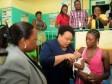 iciHaïti - Politique : Tournée de centres hospitaliers et de Santé dans le Nord