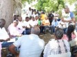 Haiti - Agriculture : President Moïse promises State support to rice farmers