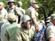 Haiti - Army : Ineffective threats against false military