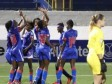 iciHaiti - Football U-17 : Minister Régine Lamur congratulates and encourages our Grenadières