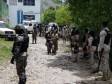 iciHaiti - Security : Special units of the PNH dislodge fake soldiers