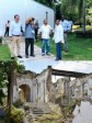 Haiti - Reconstruction : 8 pre-qualified firms visit the site of the future National Palace