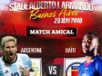 Haïti - FLASH : Match de football Haïti - Argentine (officiel)
