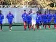 Haïti - Football : Les Grenadiers à l'entrainement en Argentine