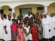 iciHaiti - Politic : President Moïse visited the Provincial House of the Salesian Sisters