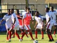 Haiti - Argentina : Mini match test, victory of Grenadiers [2-1]