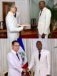 Haïti - Diplomatie : Trois nouveaux Ambassadeurs accrédités en Haïti